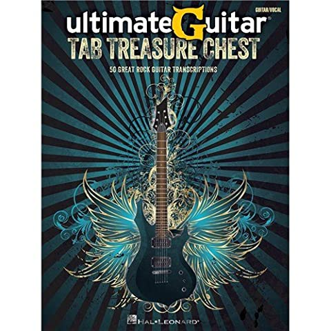 Ultimate Guitar Tab Treasure Chest. Partitions pour Tablature Guitare, Guitare