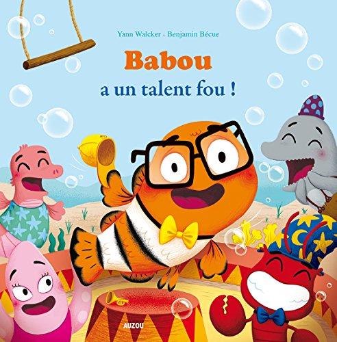 FoucollMes Babou Un Talent Ptits Albums A erBWdxQCo