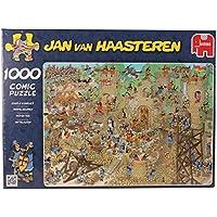Diset–Puzzle–Comic Classic 1000