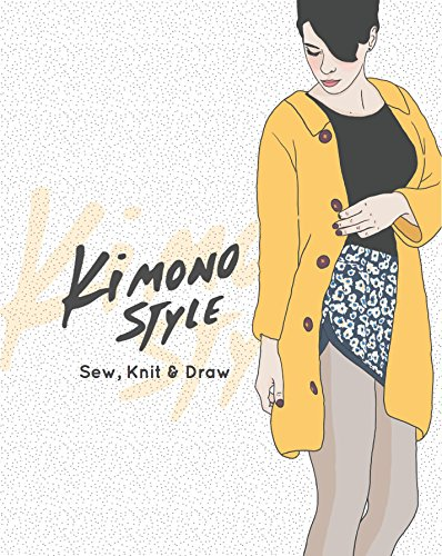 Kimono Style por Ana Isabel Garcia-Plata Garcia-Pergañeda