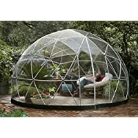 Garden Igloo 33244 Clear Greenhouse 142 X 142 X 87 inches 3
