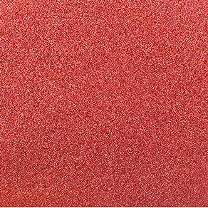 Unipac Red Coloured Aquarium Sand 2KG 1