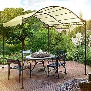 Miadomodo Pergola Tonnelle De Jardin Structure En