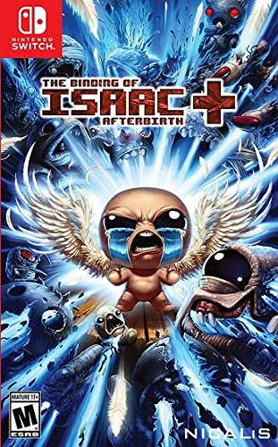 The Binding of Isaac: Afterbirth+ - Nintendo Switch [STANDARD EDITION]