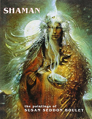 Shaman Paintings of Susan Seddon Boulet