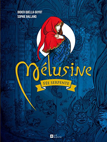 Melusine - Fee Serpente