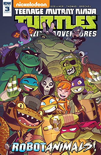 Teenage Mutant Ninja Turtles: Amazing Adventures ...