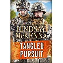 Tangled Pursuit Delos Series Book 2