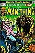 Essential Man-Thing vol. 1 (Marvel Comics)