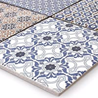 Keramik Mosaik Fliesen Zement Optik Classico