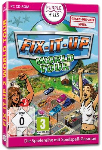 Fix-it-up 2: World Tour (2 Dvd Windows Nur Vista)