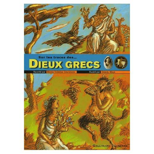Sur les traces des... Dieux grecs