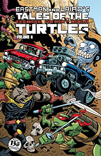 Teenage Mutant Ninja Turtles: Tales of the TMNT Vol. 6 ...