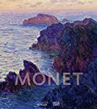Monet licht, schatten und reflexion