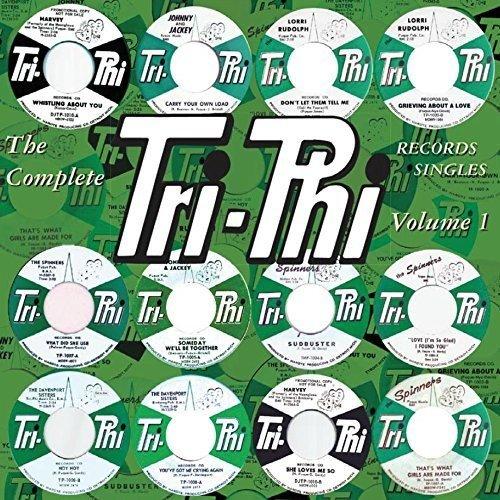 Preisvergleich Produktbild The Complete Tri Phi Records Vol 1