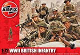 Airfix A01763 WWII British Infantry Northern Europe 1:72 Scale Series 1 Plastic Figures