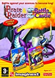 'Fisher Price Imaginext Pack: Pirate Raider & Battle Castle