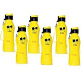 ARVANA Birthday Return Gifts for Kids Party Supplies Plastic Water Bottle for Kids School Supplies Gift for Girls / Boys ( Pa