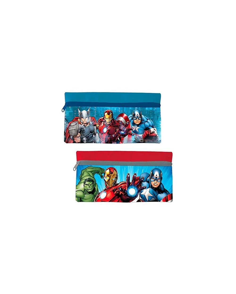 Portatodo Los Vengadores Marvel Team plano surtido