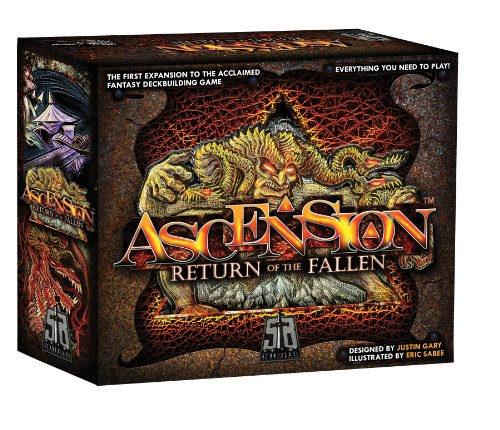 Gary Games GAG00002 - Ascension: Return of the fallen