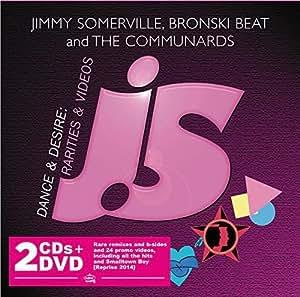 Dance and Desire: Rarities and Videos [Bonus DVD]