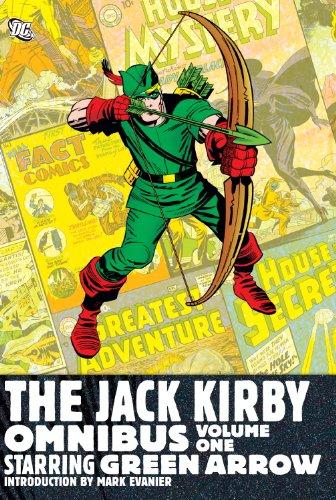 The Jack Kirby Omnibus Vol. 1: Starring Green Arrow