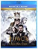 The Huntsman & the Ice Queen [Blu-Ray]+[Blu-Ray 3D] [Region Free] (Deutsche Sprache. Deutsche Untertitel)