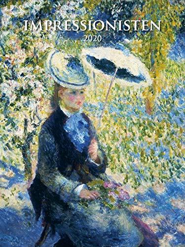 Impressionisten 2020 - Impressionists - Bildkalender (42 x 56) - Kunstkalender - Wandkalender - Malerei