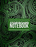 Story Board Notebook: Large Film Making Notebook Journal Logbook Planner Notepad Clapperboard for Creative Storytelling Story Drawing. Gifts for Movie ... Paperback Size 8.5'X11' With 120 Pages