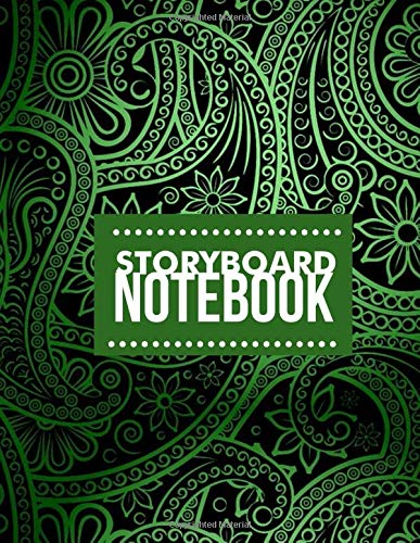 Story Board Notebook: Large Film Making Notebook Journal Logbook Planner Notepad Clapperboard for Creative Storytelling Story Drawing. Gifts for Movie ... Pages (Film Writing & Sketching Log, Band 47)