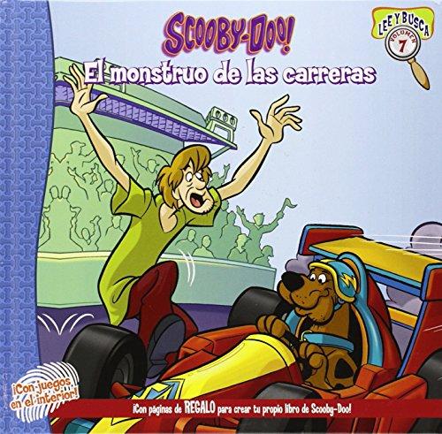 Scooby-Doo. El monstruo de las carreras (Scooby-Doo! Lee y Busca)