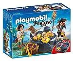 Playmobil Escondite del tesoro...