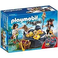 Playmobil 6683 Pirate Treasure Hideout