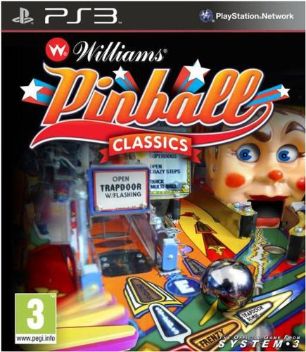 Williams Pinball Classics [Spanisch Import]