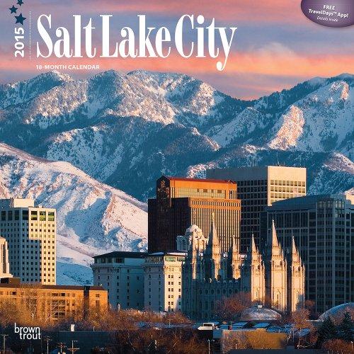 Salt Lake City 2015 Calendar