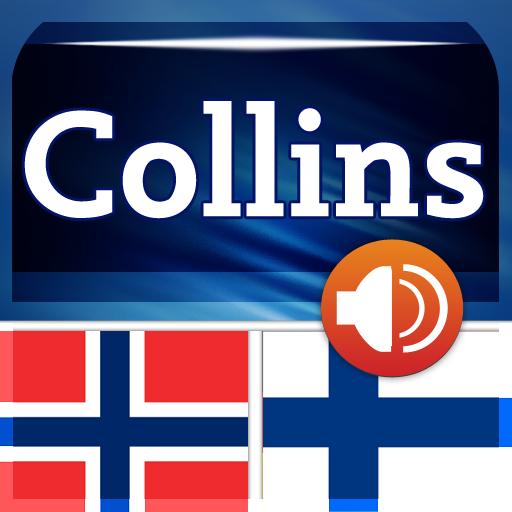 Audio Collins Mini Gem Norwegian-Finnish & Finnish-Norwegian Dictionary