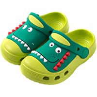 Kids Clogs Girls Water Shoes Boys Pool Shoes Garden Mules Baby Beach Sandals Toddler Cute Slipper Slide Sandals Flip…
