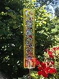 Gartenstecker mit Glas Sonnenfänger