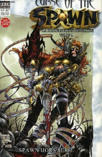 Curse of the spawn - la malediction de spaw tome 3 - hors serie - n°4 - limbes - un signe du destin - cataclysme