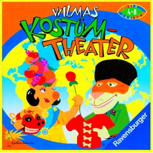 Kostüm Computerspiele - Wilmas Kostümtheater. Mit Kostümen aus 20 Ländern