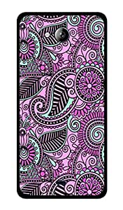 Micromax Canvas Play Q355 Printed Back Cover