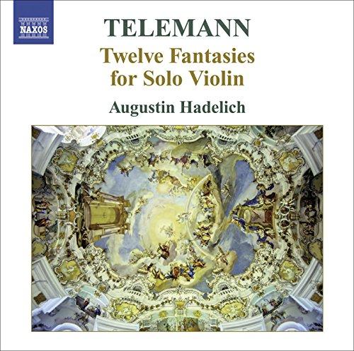 Telemann, G.P.: 12 Fantasies for Solo Violin