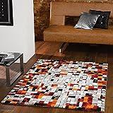 Modern Künstler Teppiche, Helle, ausgefallene Designs-Monet --- 120 x 170 cm, oder