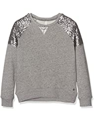 Esprit Kids RI1506F, Sweat-Shirt Fille, Gris-Grau (Light Gun Metal 045), XL (Taille Fabricant: XL)