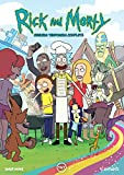Rick and Morty 2 temporada DVD España