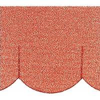 """Mini - Dachschindeln Biberschwanz (100 mm) - Rot """"23.420"""""""