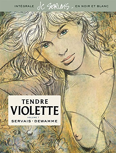Tendre Violette, L'Intgrale - tome 1 - Tendre Violette tome 1 (Intgrale N/B) (Edition spciale)