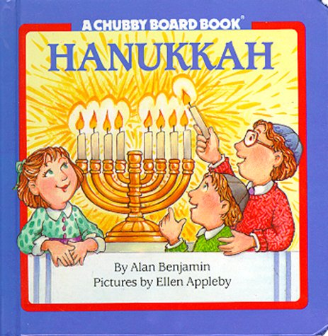 Hanukkah (A Chubby Board Book)