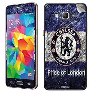 GsmKart SGGP Mobile Skin for Samsung Galaxy Grand Prime (Blue, Galaxy Grand Prime-928)