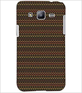 PrintDhaba Pattern D-5274 Back Case Cover for SAMSUNG GALAXY J2 (Multi-Coloured)